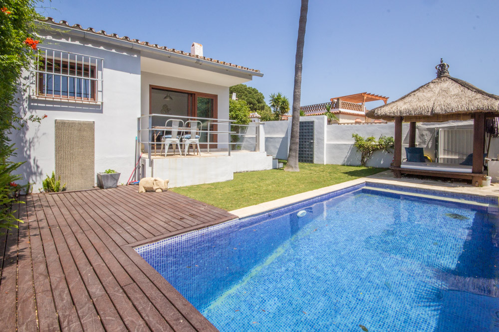 wonderful Bungalow Beachside Costabella - This Bungalow has been fully refurbished a few years ago. ,Spain