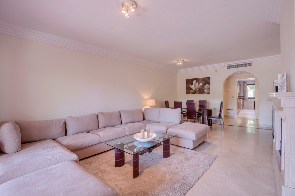Ground floor apartment located just a few steps from Puerto Banus.  The complex has a swimming pool,,Spain