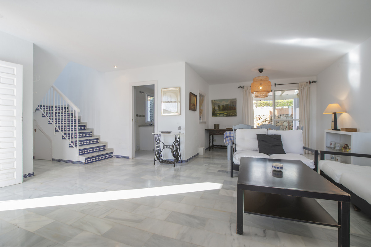 """""""Corner townhouse located in an urbanization in the Monte Biarritz area, Estepona, very close t,Spain"""