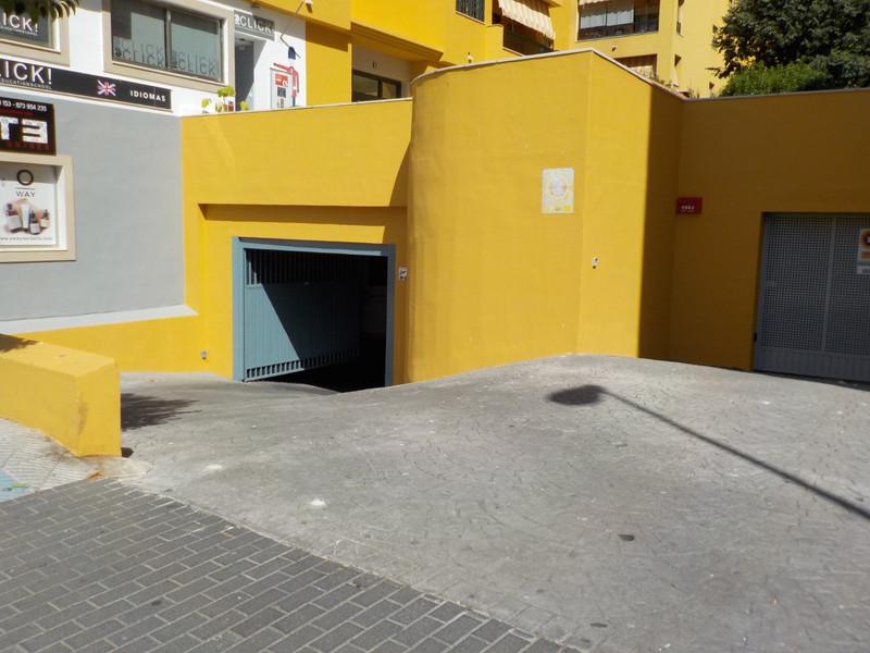 Parking Space San Pedro de Alcántara