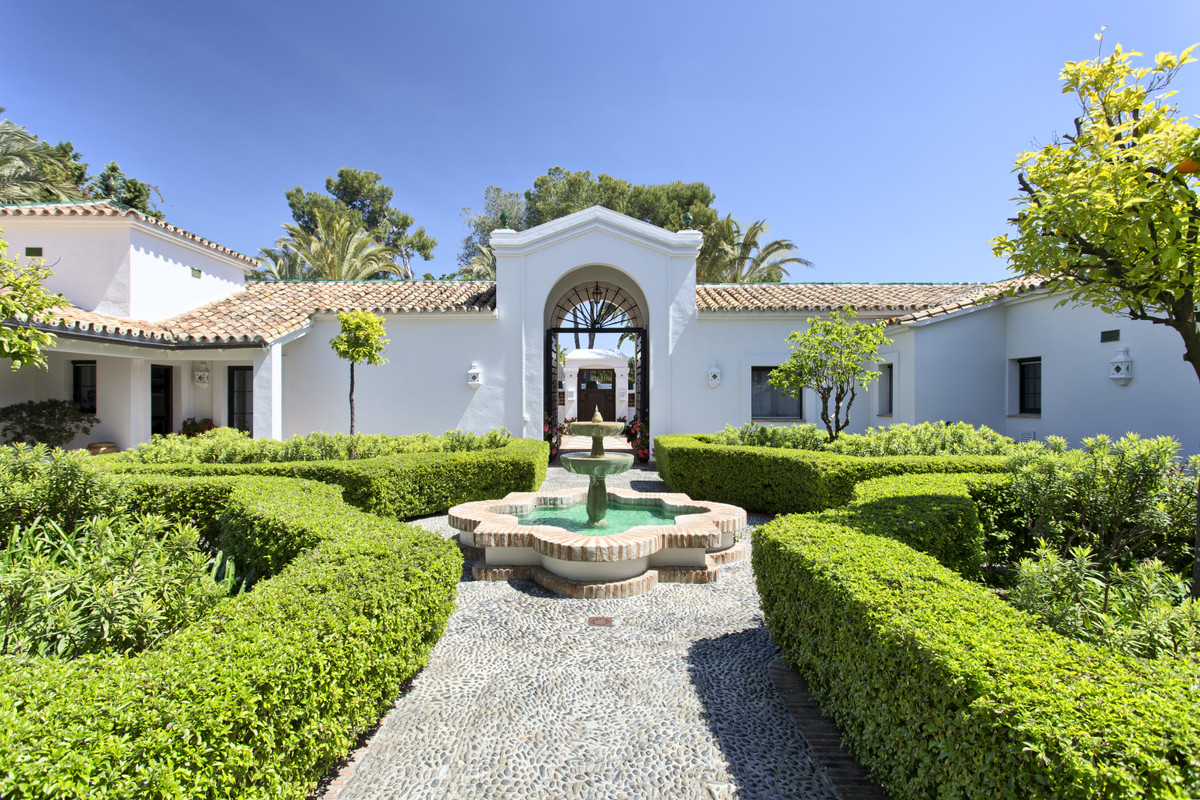 """ Cortijo San Pedro "" – Guadalmina Baja, Marbella  This truly spectacular property is one , Spain"