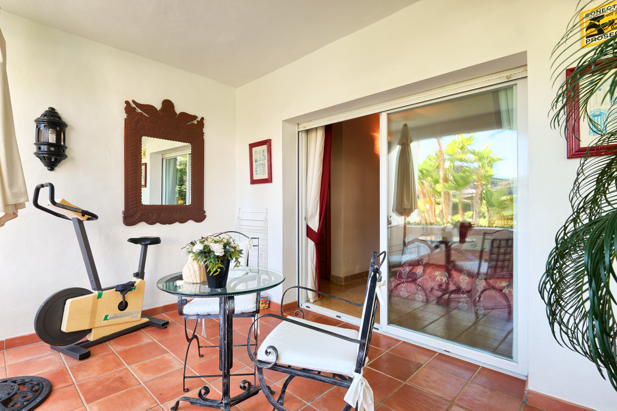 Ground Floor Apartment in La Quinta