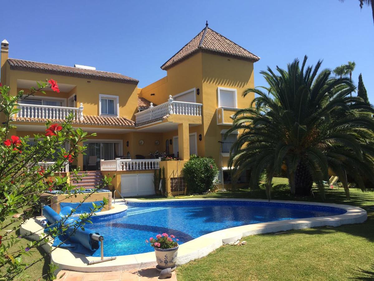 Fristående villa i Benahavís R2948612