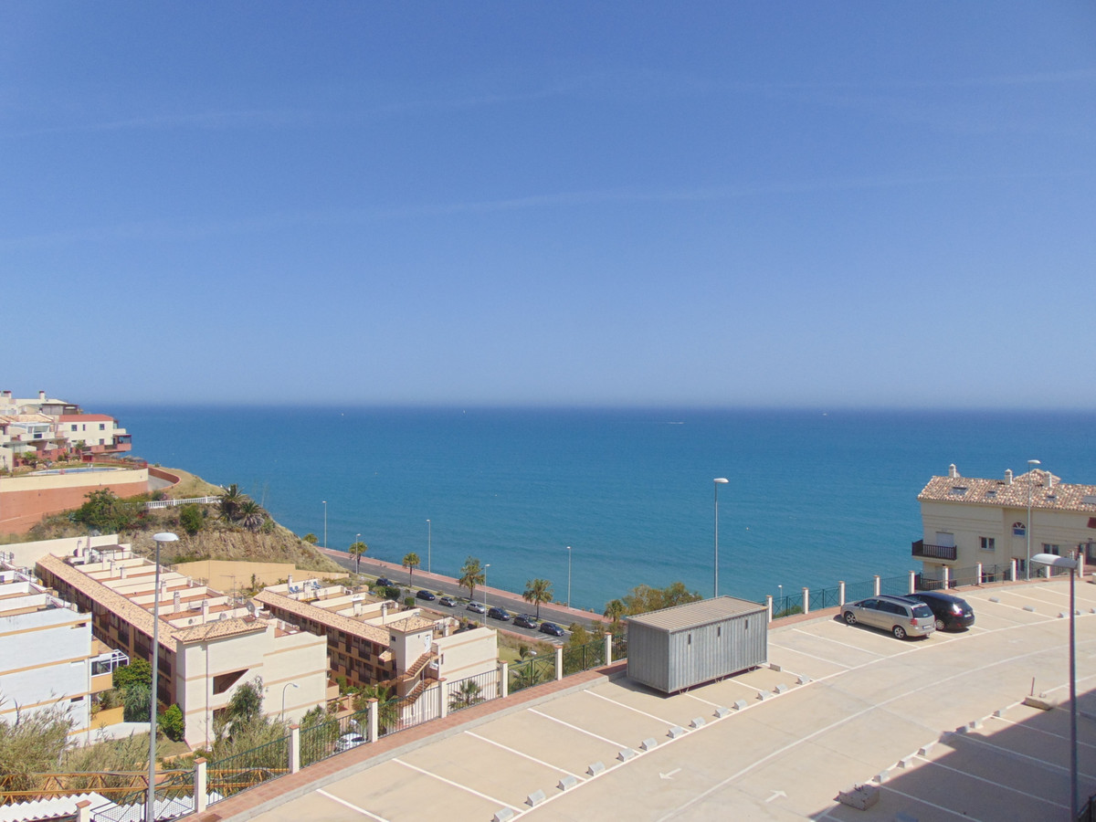 AMAZING 2 BED TOWNHOUSE OFFERING STUNNING SEA VIEWS - JUST 200 METERS FROM THE BEACH!  The property , Spain
