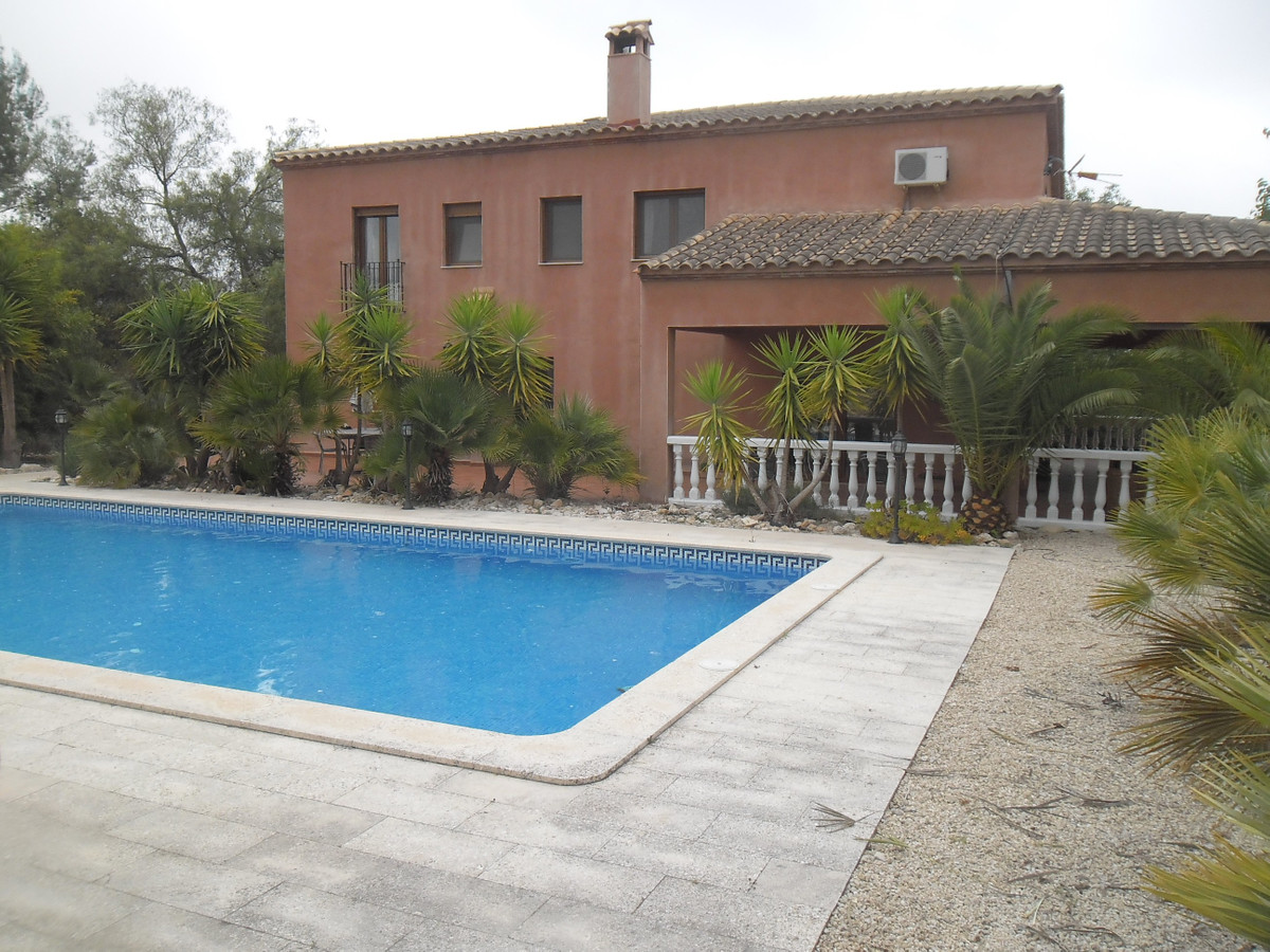 a beautiful country house situated in a wonderful and peaceful location approximately 2 km outside o,Spain