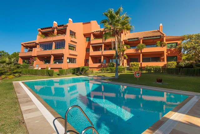 This magnificent duplex property offers bright and spacious living areas and a fully fitted kitchen., Spain