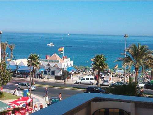 FRONTLINE BEACH! Marvellous apartment with 2 bedrooms and terrace with sea views.  The apartment has,Spain
