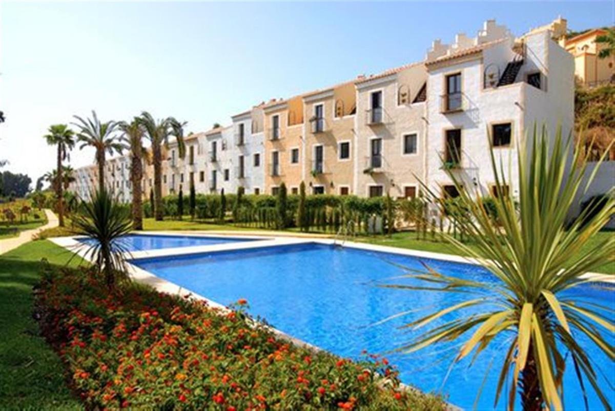 Townhouse, Casares Playa, Costa del Sol. 3 Bedrooms, 2 Bathrooms, Built 130 m², Terrace 20 m², Garde,Spain