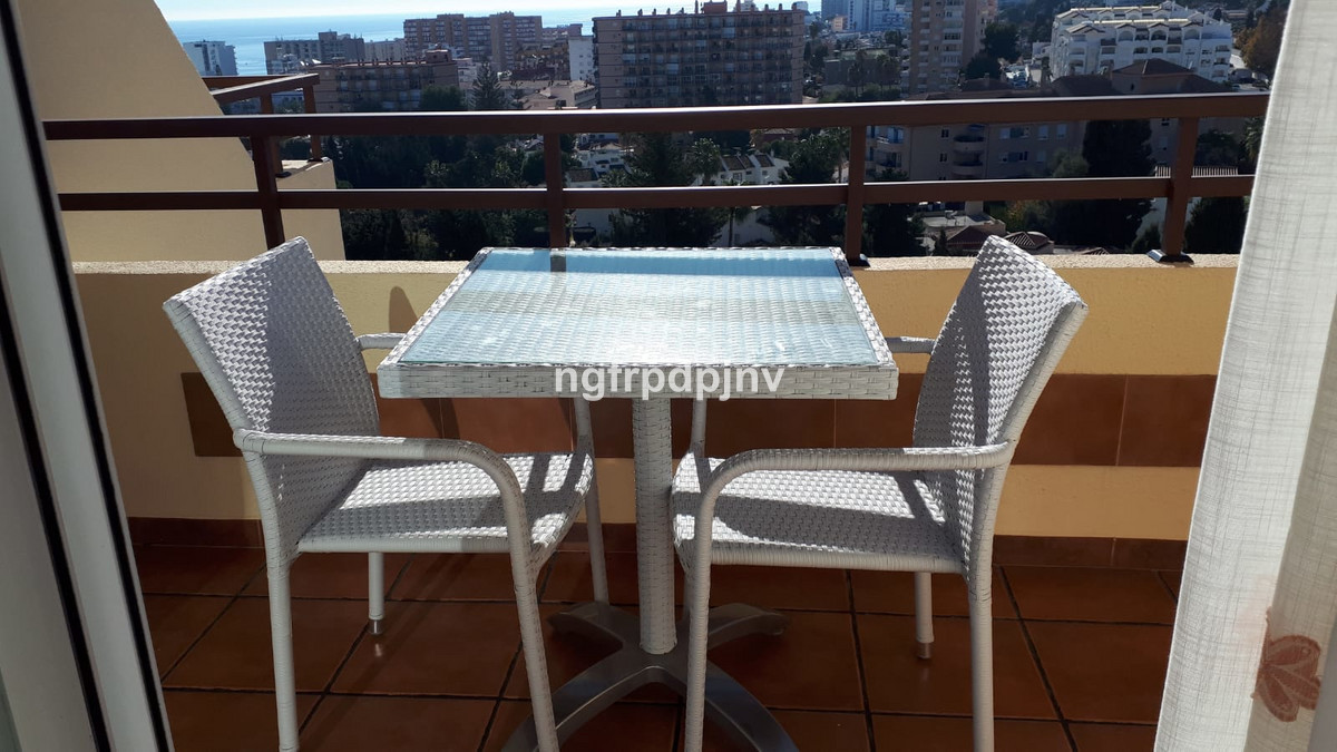 Middle Floor Apartment, Torremolinos, Costa del Sol. 1 Bedroom, 1 Bathroom, Built 72 m².  S, Spain