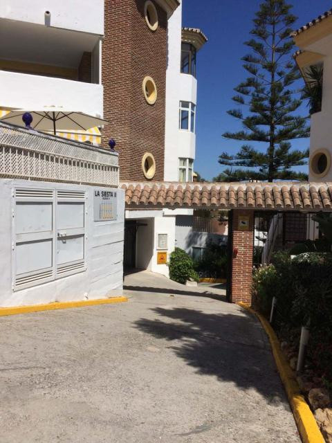 21 m2 underground private parking space in La Siesta, Calahonda., Spain