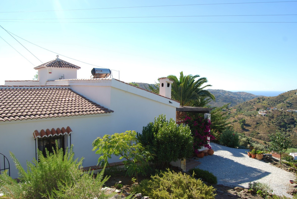 Villa Torrox  Spanish villa with garage This beautiful Spanish renovated cortijo is in excellent con,Spain
