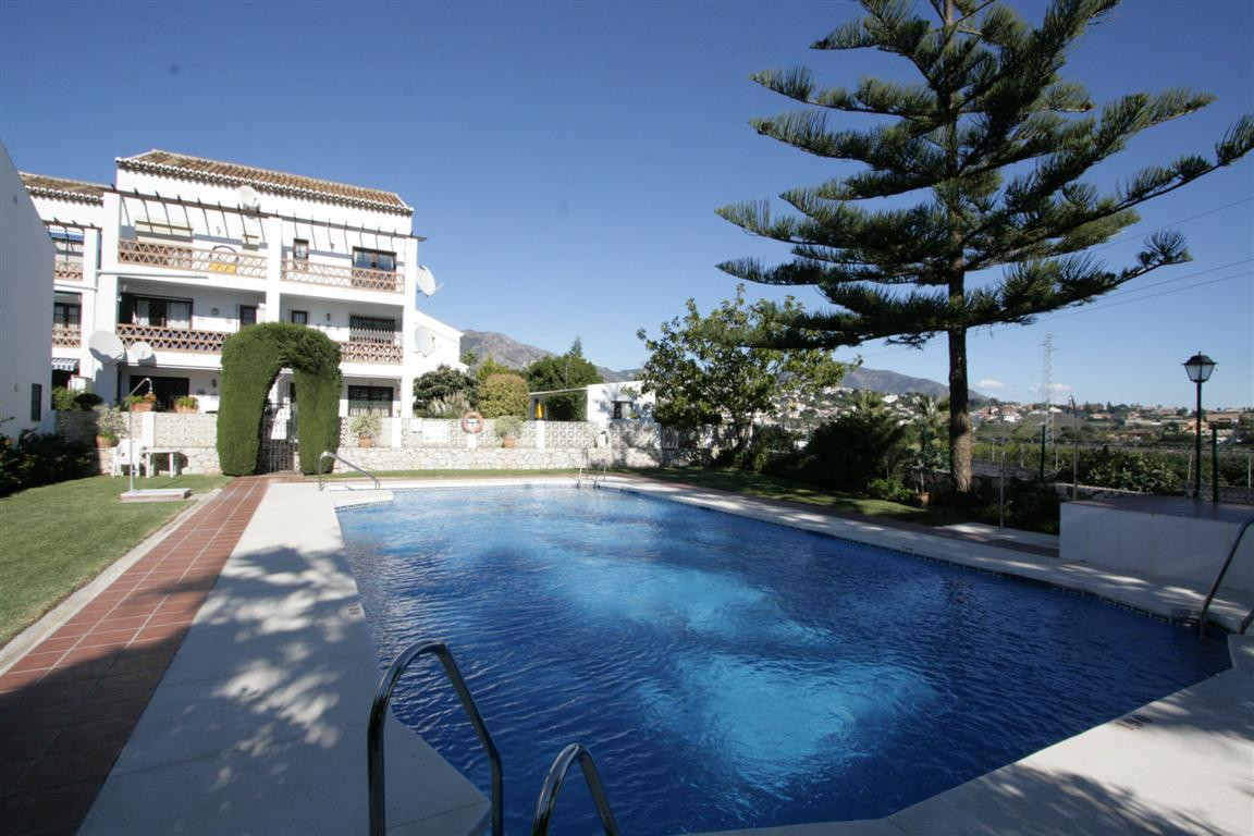 A special property this one. Duplex top floor with private sunny roof terrace located in a very well,Spain