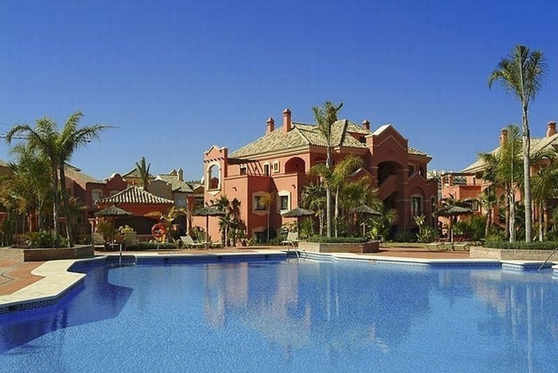 Ground Floor Apartment, Puerto Banus, Costa del Sol. 2 Bedrooms, 2 Bathrooms, Built 120 m², Terrace , Spain