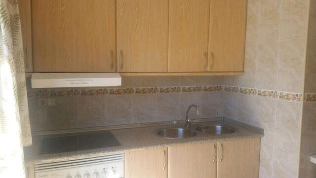 Top Floor Apartment, Fuengirola, Costa del Sol. 2 Bedrooms, 1 Bathroom, Built 70 m², Terrac, Spain