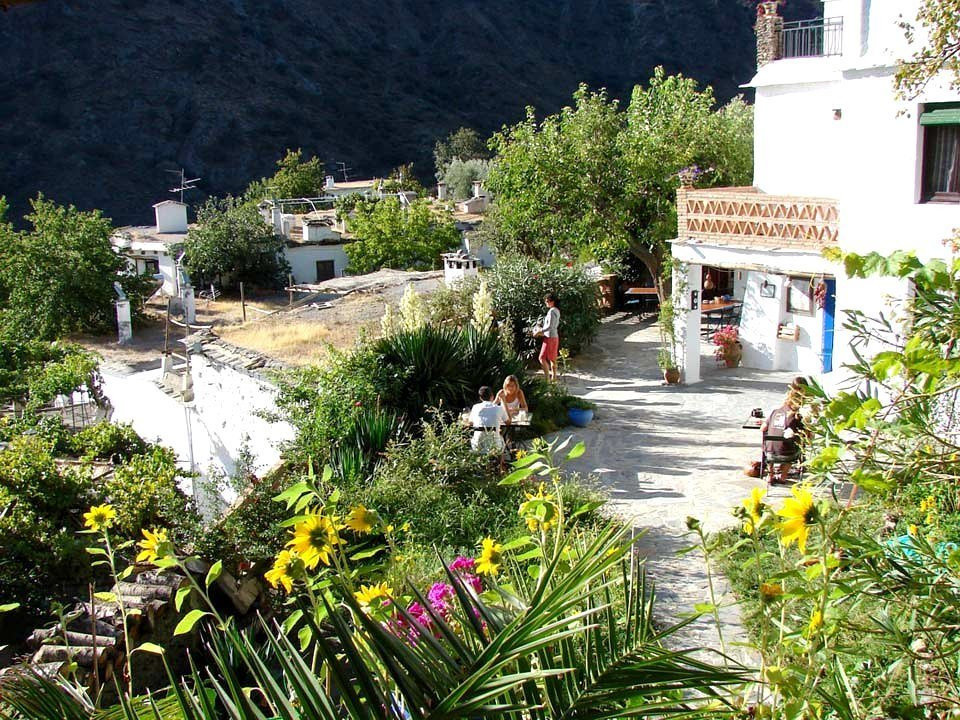 This amazing Bed & Breakfast is situated at the top of the village Ferreirola with a wonderful v,Spain