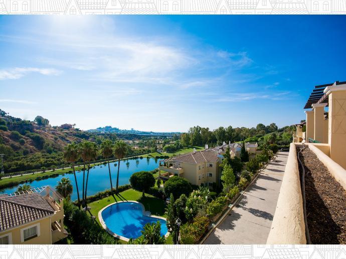 La Quinta, Costa del Sol. 2 Bedrooms, 2 Bathrooms, Built 110 m², Terrace 15 m², Garden/Plot 125 m². ,Spain