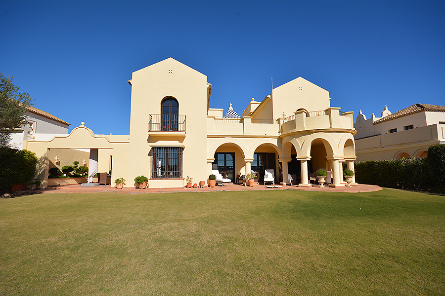 La Reserva de Sotogrande: 4 bedroom 4 bathroom villa located within Los Cortijos, close to the club , Spain