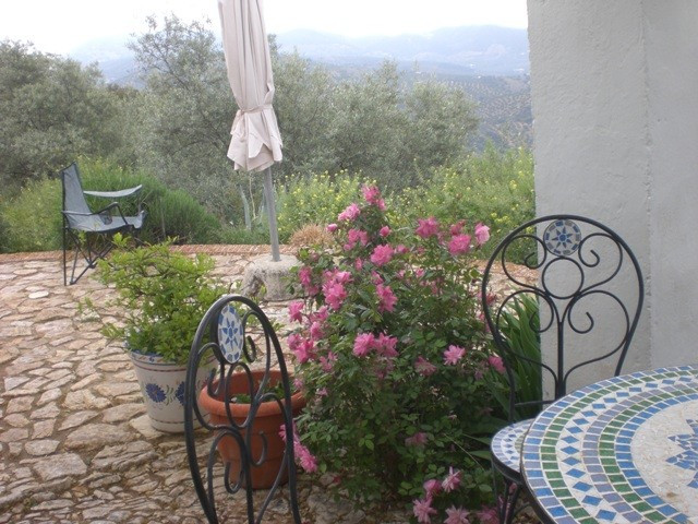 A Beautiful Country Cottage Down A Good Lane With Beautiful Views Of The Sierra Nevadas. This... Mor,Spain