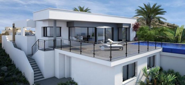 This new Project over a prestigious development between Javea and Moraira, on the Costa Blanca North,Spain