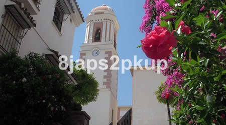 Potential property just in the heart of the Estepona OLD TOWN Lovely terraces, great investment!!! T,Spain
