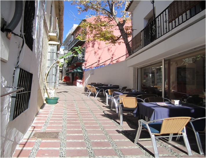 Unique offer! The plot is located in the  very heart of the historic center of Marbella. Perfect for,Spain