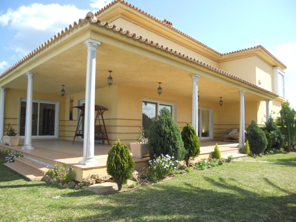Spectacular 6 Bed Villa in prestigious area of Benalmadena Costa.  The property has a large lounge w, Spain