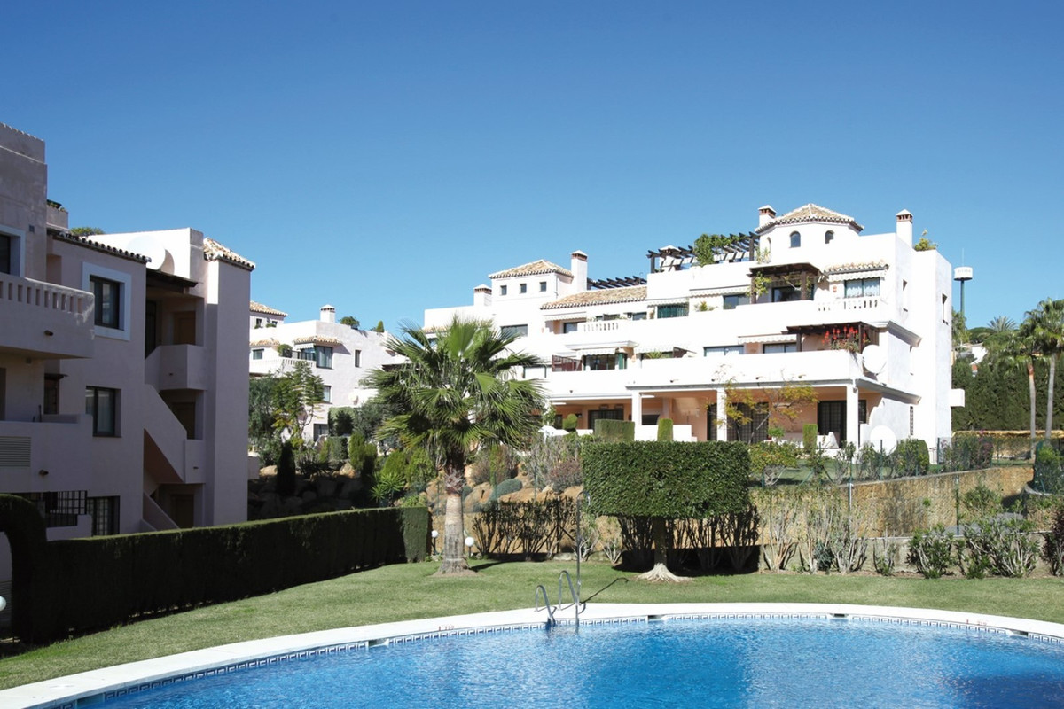 An outstanding three bedroom apartment on the first floor in El Manantial. The eyecatcher of this wo,Spain