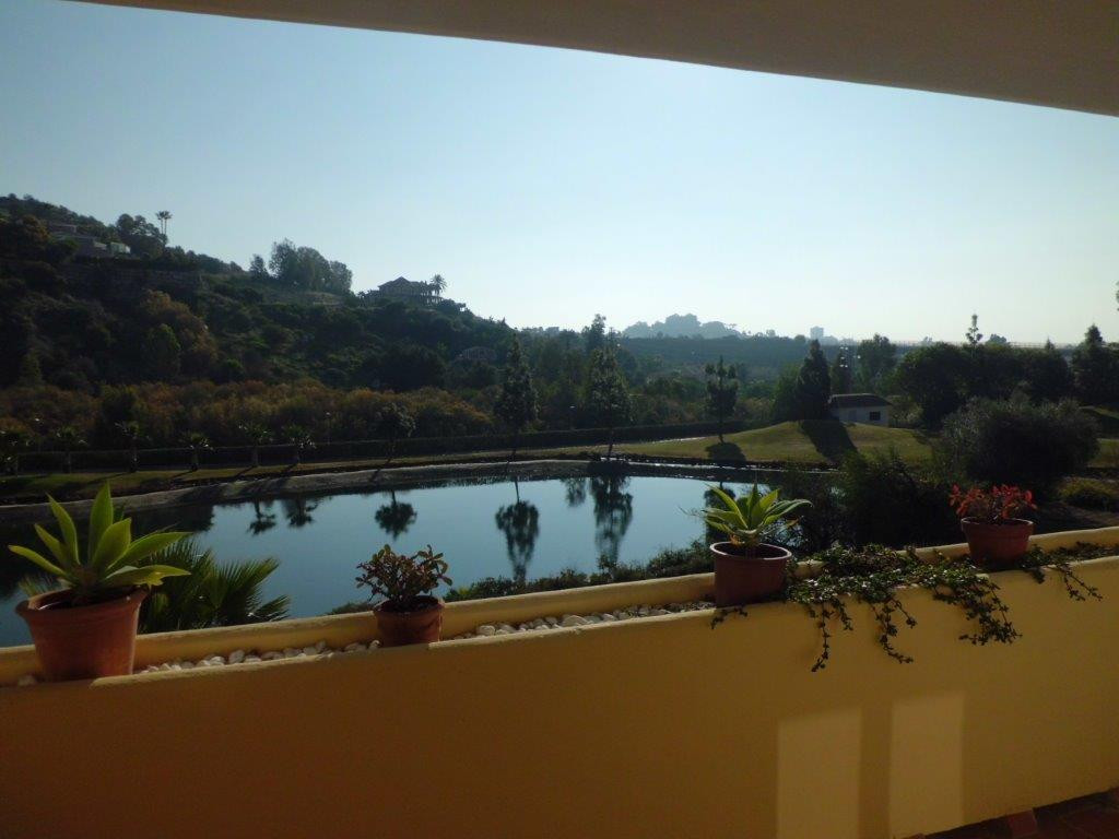 A superbly located middle floor apartment, absolutely front line golf and offering stunning views ov, Spain