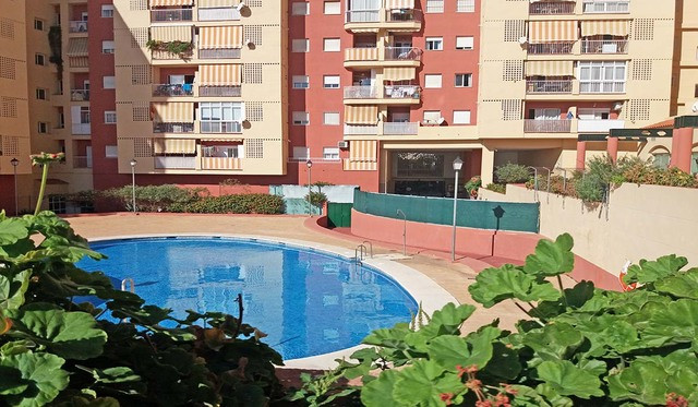 MARBELLA TOWN CENTRE  Lovely modern 2 bed/1 bath 5th floor flat recently refurbished in the heart of, Spain