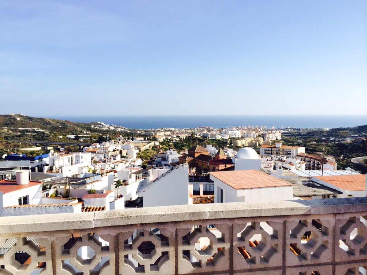 Townhouse Torrox  Authentic townhouse with stunning views  This charming townhouse is divided in two, Spain