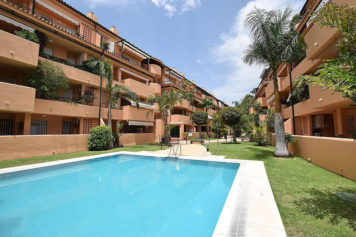 This beautiful apartment with large terrace and west orientation is located in one of the urbanizati, Spain