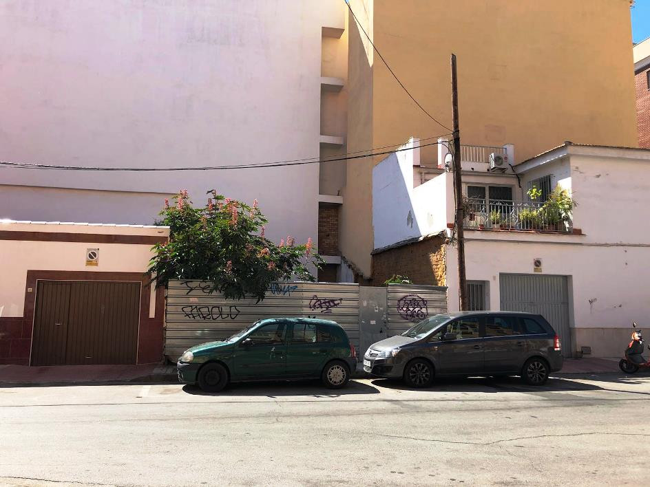 INVESTMENT OPPORTUNITY IN THE CENTER OF MALAGA, HUELIN AREA. Urban plot for sale, 10 minutes walk to,Spain