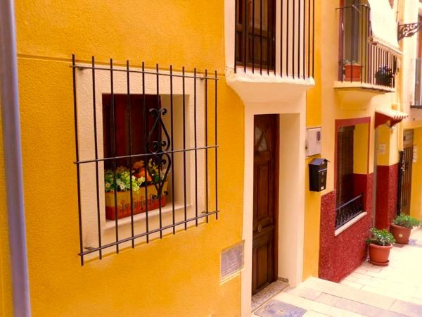 A fine example of the old Spain, this traditional Spanish town house is situated in the old part of ,Spain