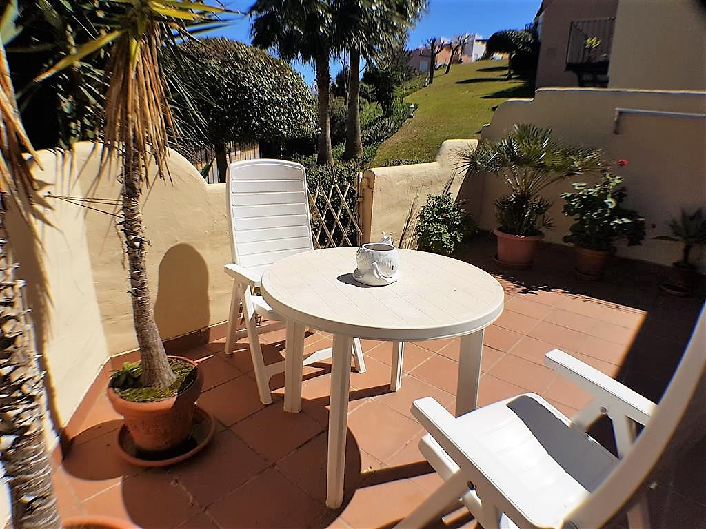 Townhouse Duquesa, Malaga, Costa del Sol  Formidable has 3 terraces. 2 bedrooms with two terraces, f,Spain