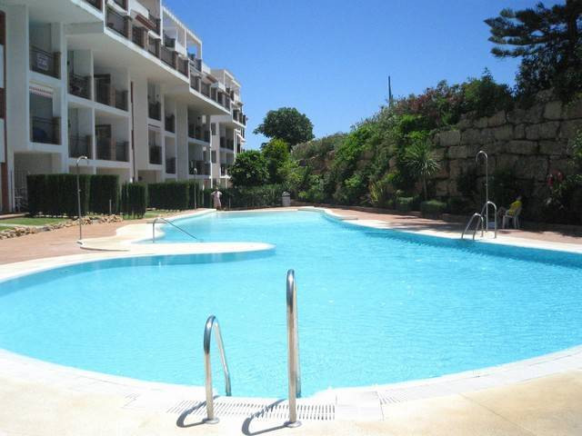 This is very homely first floor apartment located in the superb complex of Limonar de Mijas Golf.  O, Spain