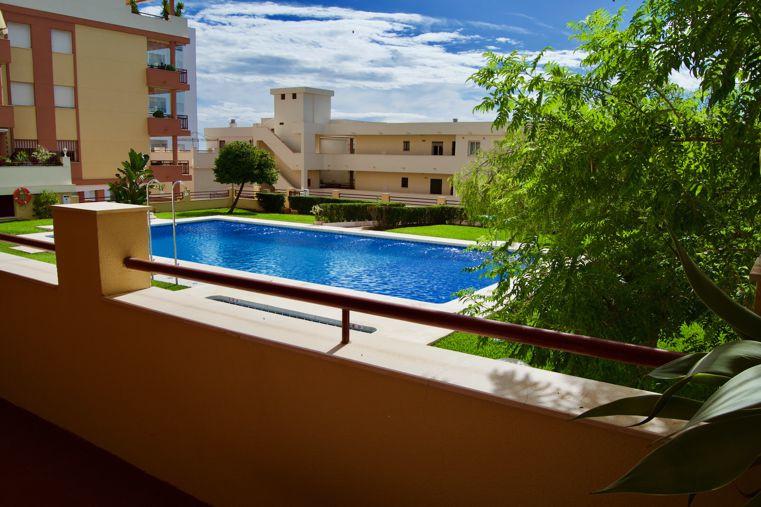 Ground Floor Apartment, Torrequebrada, Costa del Sol. 2 Bedrooms, 1 Bathroom, Built 85 m², Terrace 1,Spain