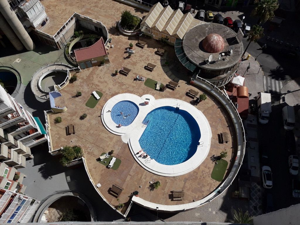 """2 bedroom apartment in the """"3 Torres"""", in the heart of -Torremolinos. Buildings with an sp,Spain"""