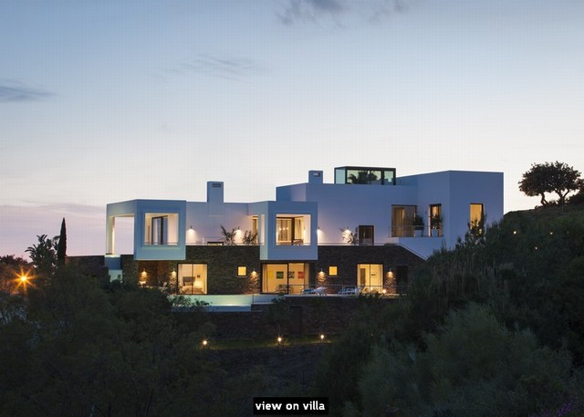 REDUCED to 1.995.000 from before 2.450.000 EUROS. Very modern villa, newly built only with best qual,Spain