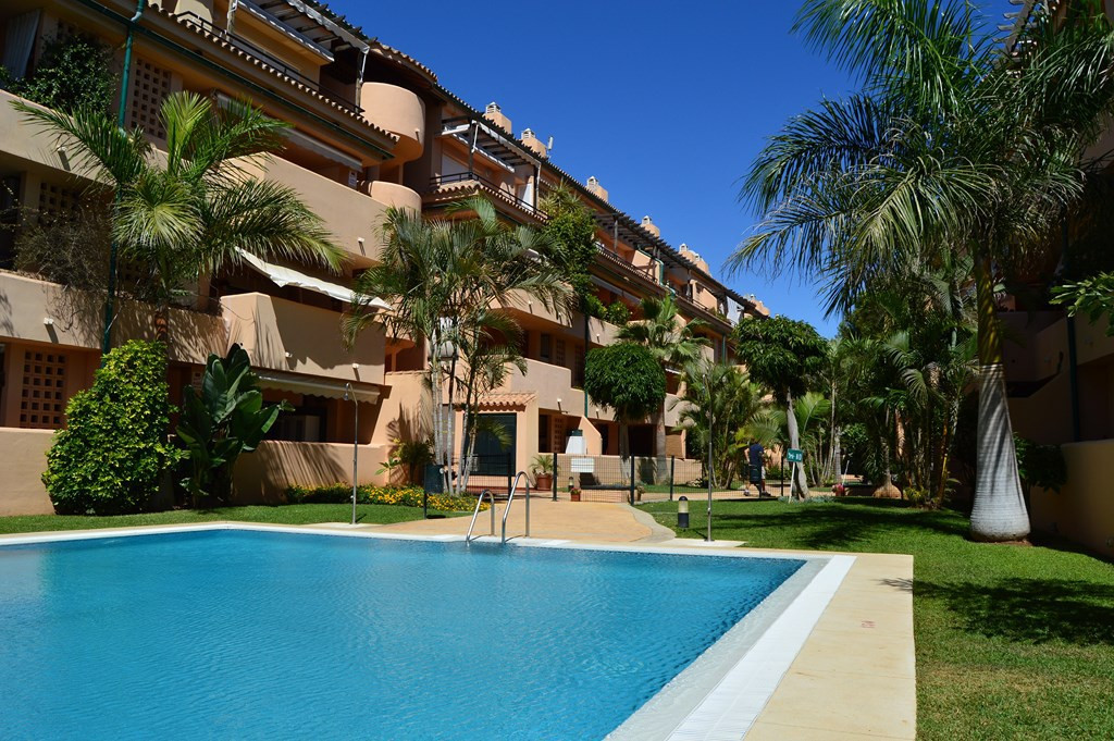 The property is located 6 km east of Marbella, near Alicate beach, next to the beach with bars. Less, Spain