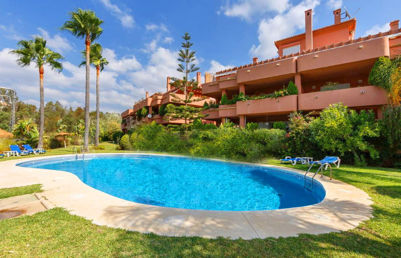 A residential complex made up of 15 homes  situated in one of the most prestigious areas of Marbella, Spain