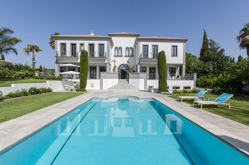 Undoubtedly one of the finest properties available in the area, this stylish villa has the space and,Spain