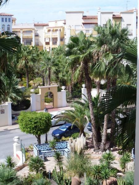 FABULOUS PENTHOUSE 2 BEDROOM APARTMENT IN ALDEA DEL MAR, TORREVIEJA.  This penthouse is in the award,Spain