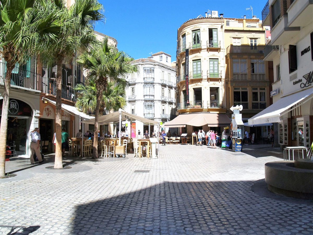 Exclusive small and cozy studio in the heart of the center of Malaga, next to the cathedral. Located, Spain