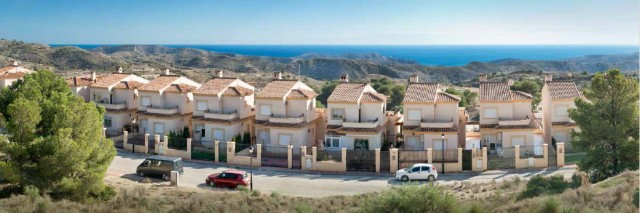 Brand new residential complex in Aigues (Costa Blanca North) consisting of 3 beds and 2 baths detach, Spain