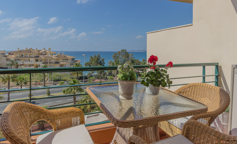 Can you imagine waking up with these views? This fantastic apartment is located in one of the best a,Spain