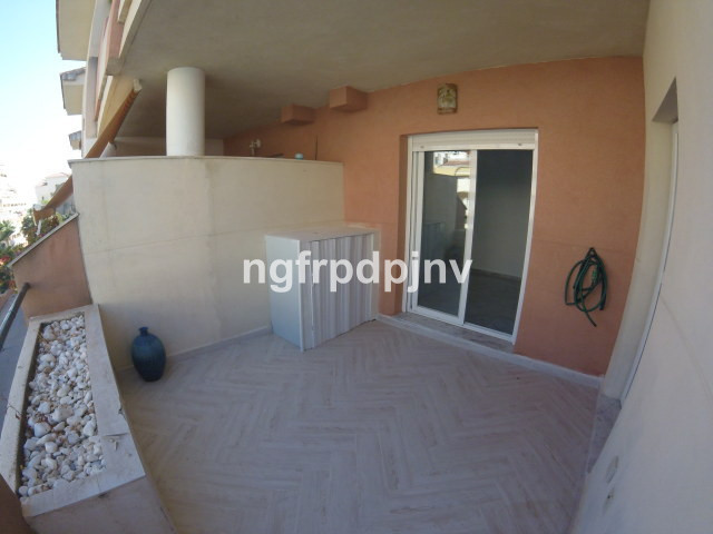 Ground Floor Apartment, Benalmadena Costa, Costa del Sol. 1 Bedroom, 1 Bathroom, Built 62 m², Terrac, Spain