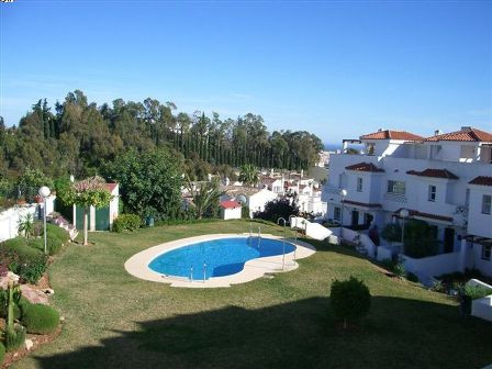 This Townhouse sittuated in Campo Mijas has been REDUCED to sell, originally was a 2 bedroom Townhou, Spain