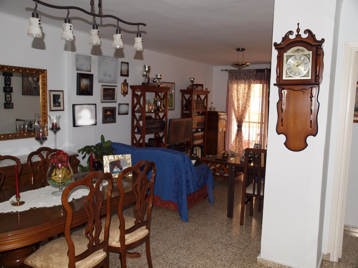 Great apartment in the center of Torre del Mar. The property features a spacious living room with ex,Spain