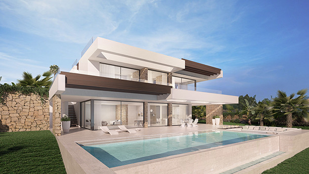 The design of Amanecer 30 is elegant and modern at the same time, its stunning architecture mixes th, Spain