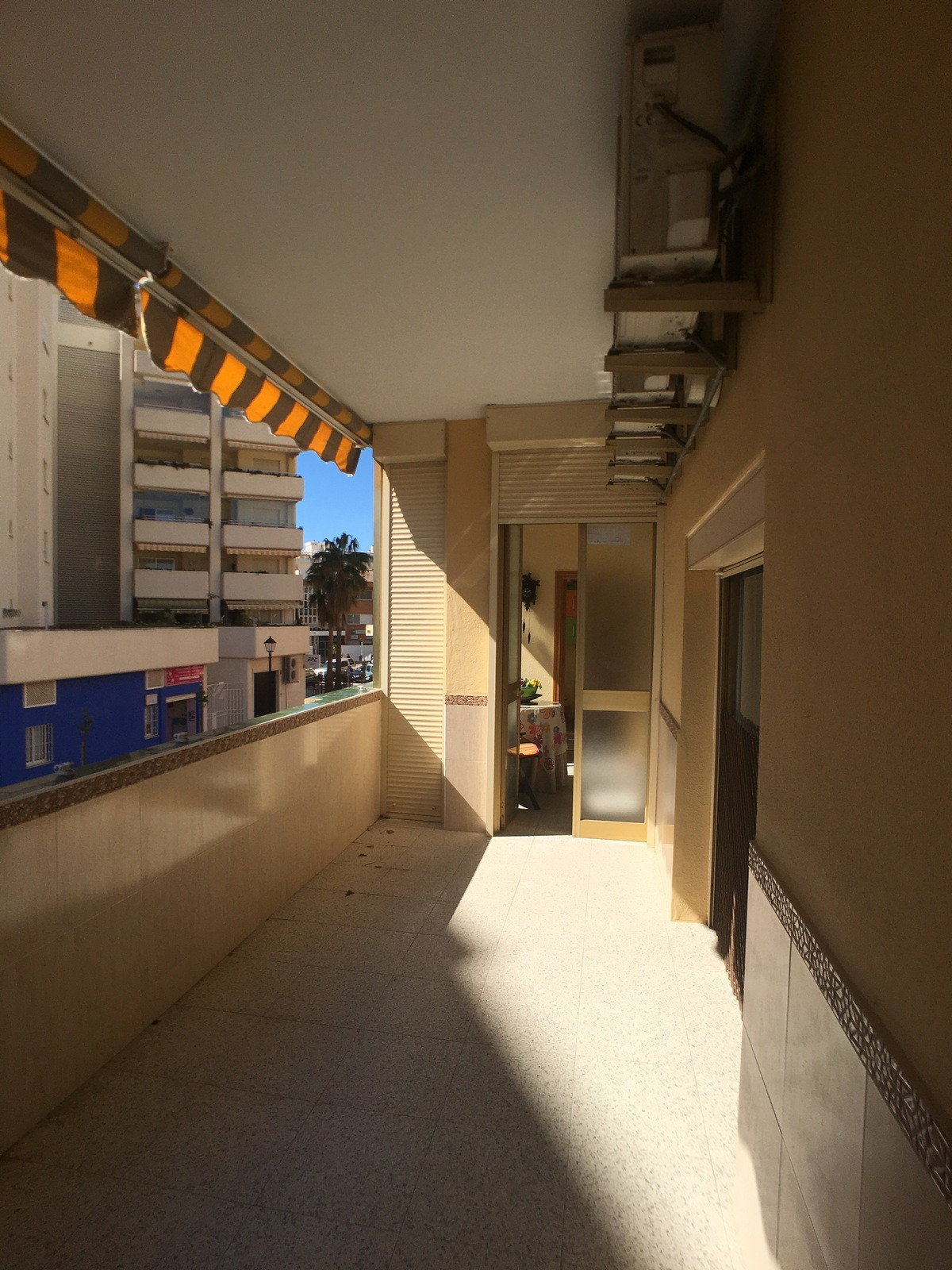 This apartment is situated between the shopping centre and the Mosque of Fuengirola. It is surrounde,Spain